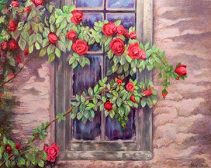 CotterillCottage_and_Roses_8x10